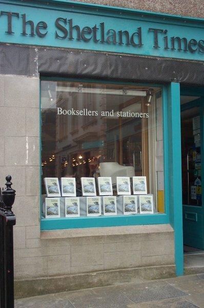 The Shetland Times bookshop, Lerwick