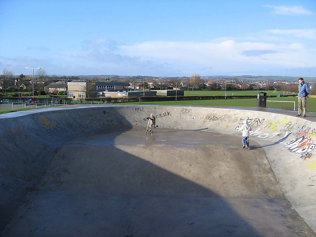 Belmont Skateboard Park