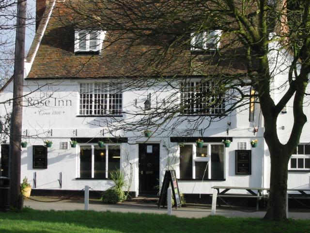 The Rose Inn, Wickhambreaux.