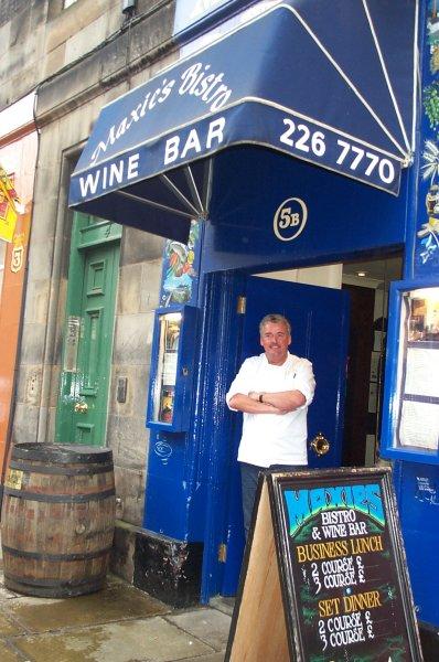 Maxie's Bistro and Wine Bar, Edinburgh