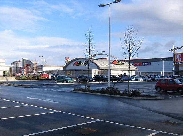 Durham City Retail Park
