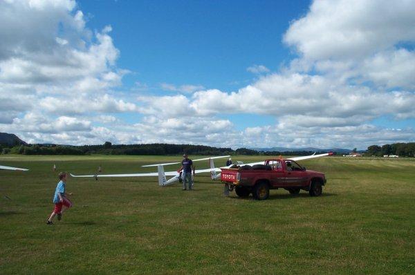 Gliding, Portmoak