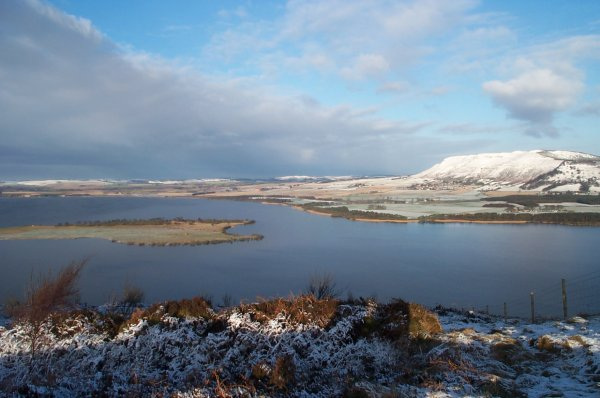 Loch Leven from Vane Hill
