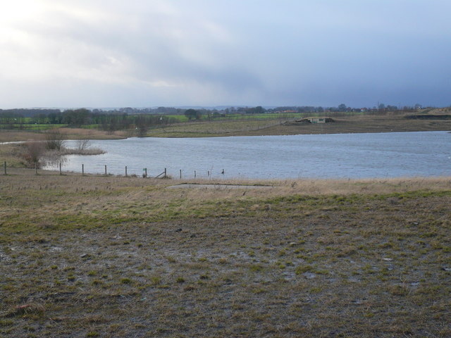 Pleasley Pit Country Park - Hide and Lake