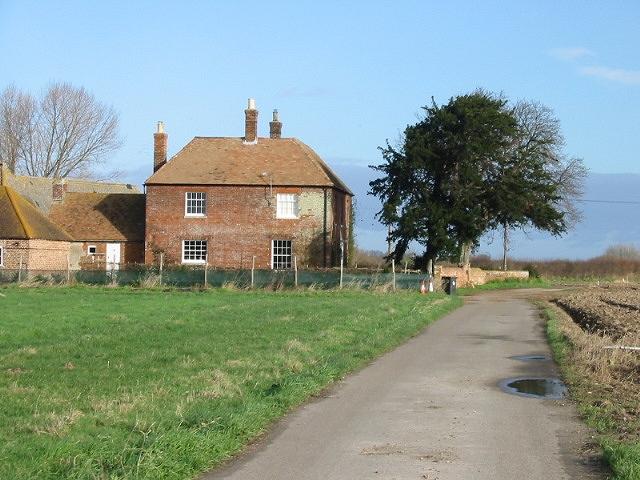 Undertrees Farm, Stodmarsh.