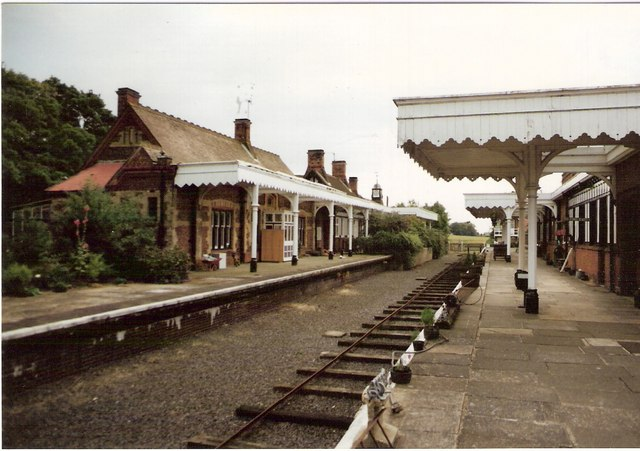 Wolferton Station Museum