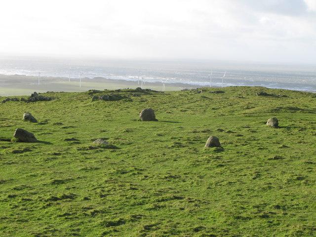 Stone Circle, Lacra