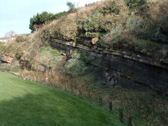 Craigleith Quarry (what's left)