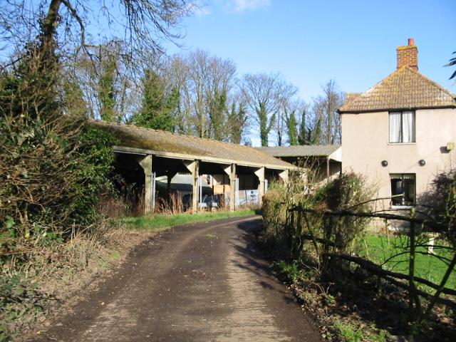 Lee Priory Farm.