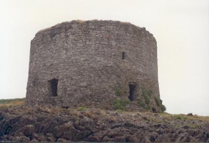 Barrow Round Castle
