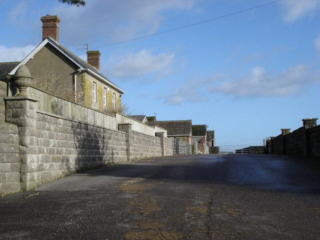 Peckons Hill Farm houses