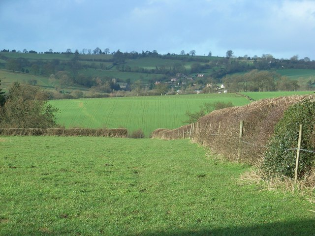 Near Lackstone Farm
