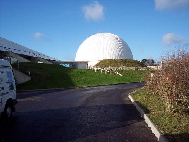 Intech Science and Discovery Centre, Winchester