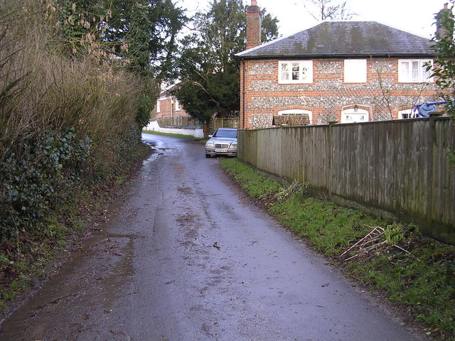 Road out of Binley