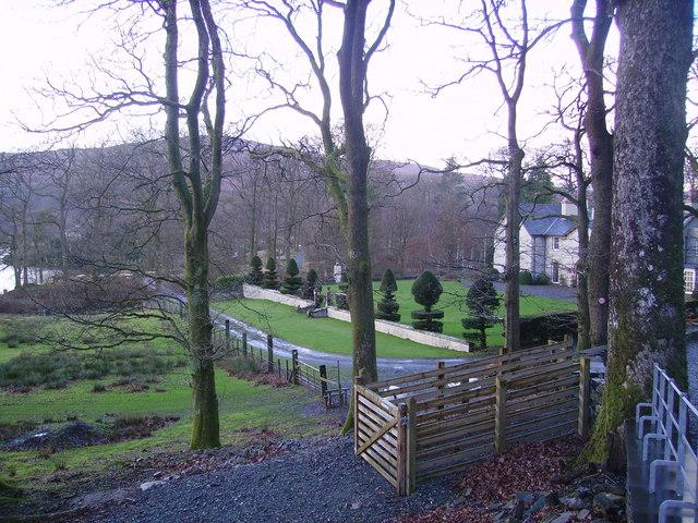 Topiary, Water Park