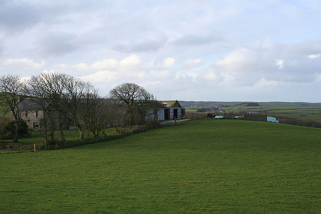 Upper Boyndlie Farm.