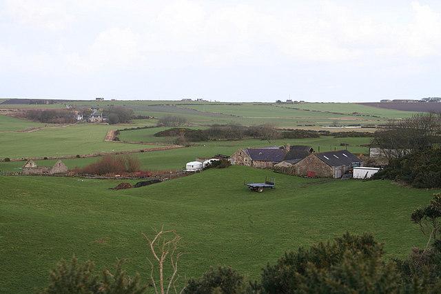 Wards of Boyndlie Farm.