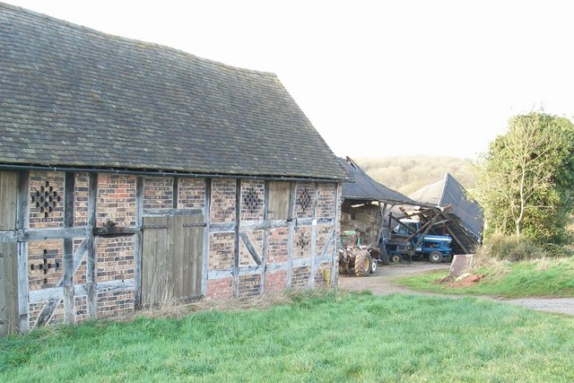Barns at Measons