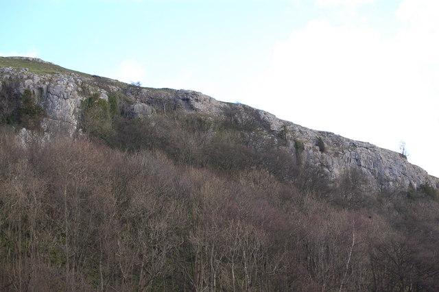 Giggleswick Scar.Yorkshire Dales