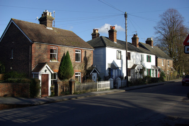 Cottages, Hartfield Road, Forest Row