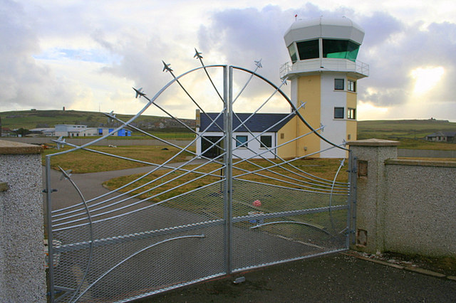 Air Traffic Control at Rosehearty.