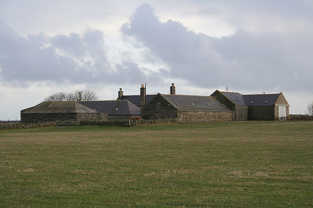 Craigiebanks Farm.