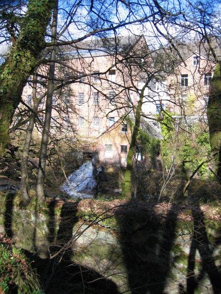 Keathbank Mill, Rattray