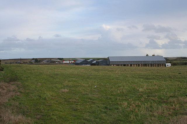 Cairnsleed Farm.