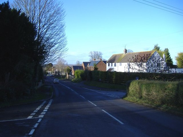 Crossroads at Broad Town