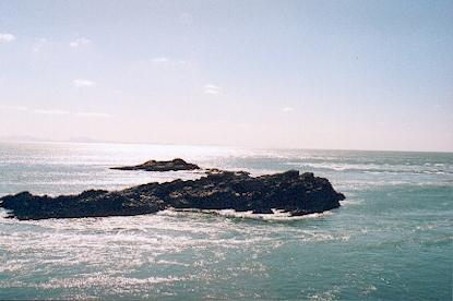 Ynysoedd y Ffrydiau, Holy Island, Anglesey