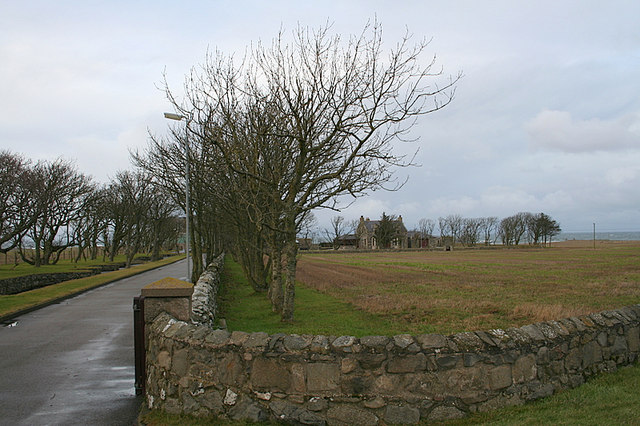 House at Milltown of Phingask.