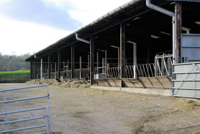 Cowshed, Owlett's Farm