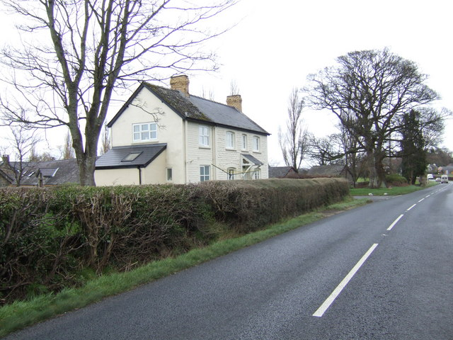 Cottage at Upper Sheephouse