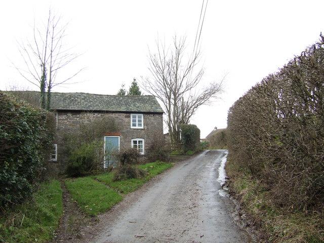 Cottage at Heol-y-gaer