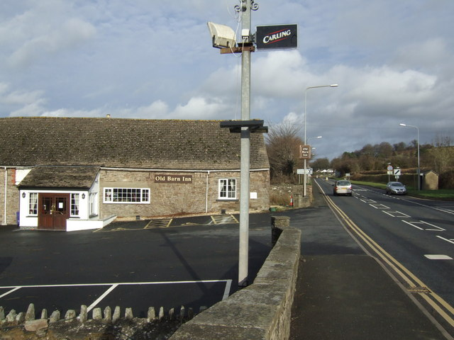 The Old Barn Inn
