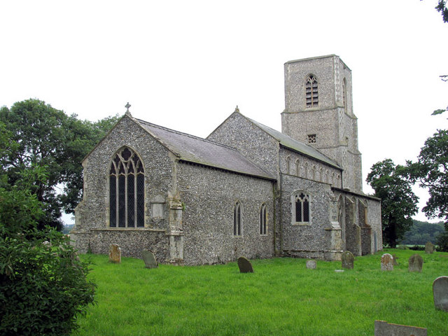 St Margaret, Suffield, Norfolk