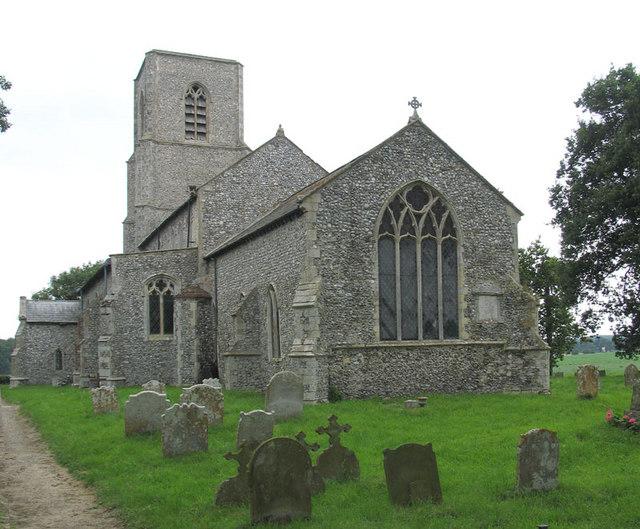 St Margaret, Suffield, Norfolk
