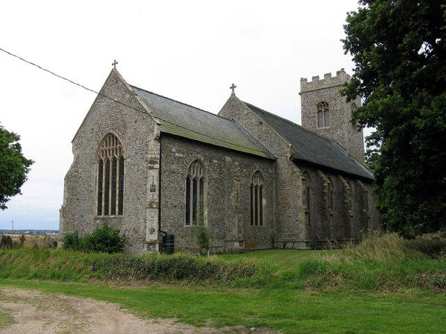 St Nicholas, Swafield, Norfolk