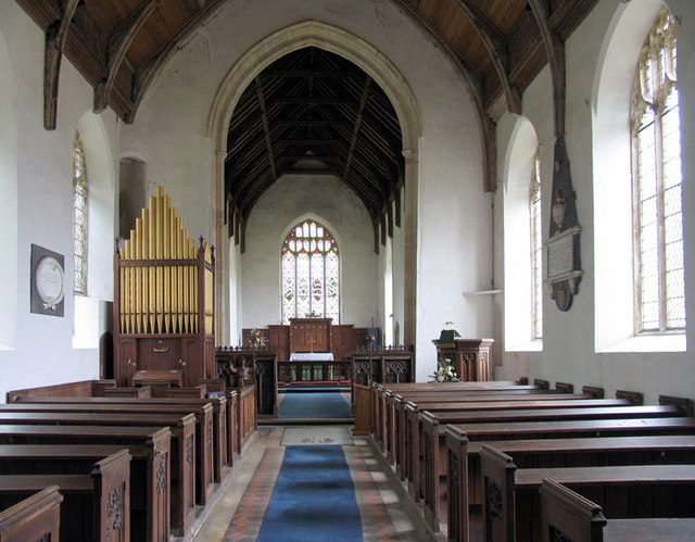 St Nicholas, Swafield, Norfolk - East end