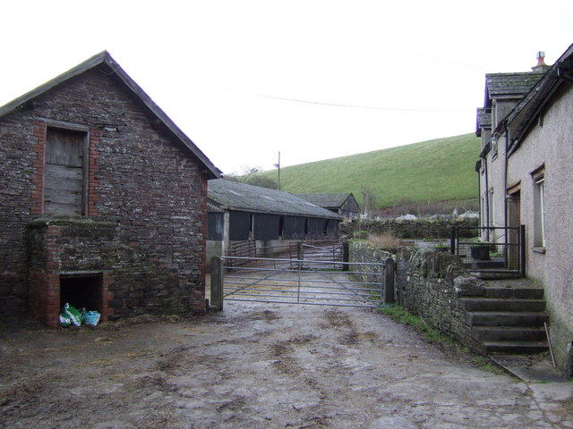 Sychnant Farm