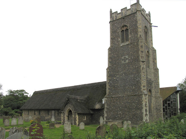 St Andrew with Christ Church, Eaton, Norfolk