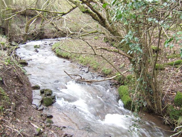 Cwm Pwll-y-wrach looking upstream