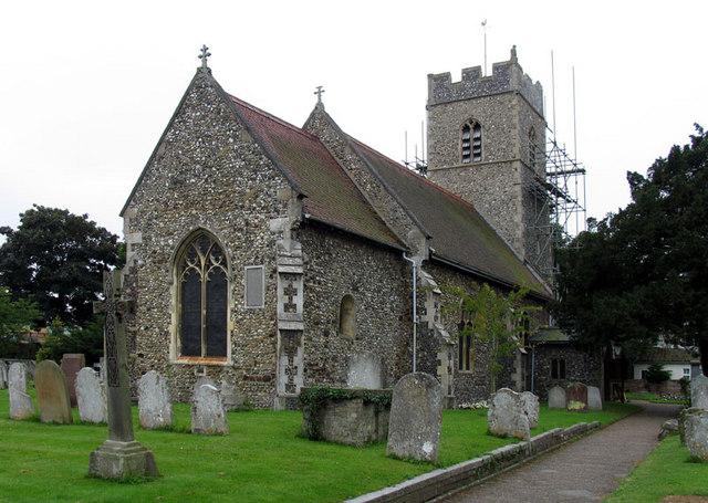St Peter, Cringleford, Norfolk