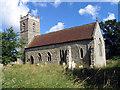 TG1334 : St Michael, Plumstead, Norfolk by John Salmon