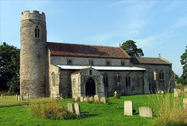 St Andrew, Wickmere, Norfolk
