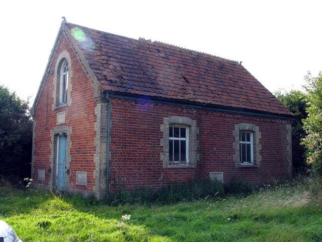 Primitive Methodist Chapel, Wickmere, Norfolk - 1897