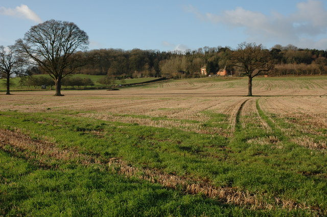 Wallhills Farm, Ledbury