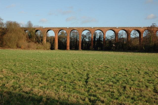 The Ledbury Viaduct