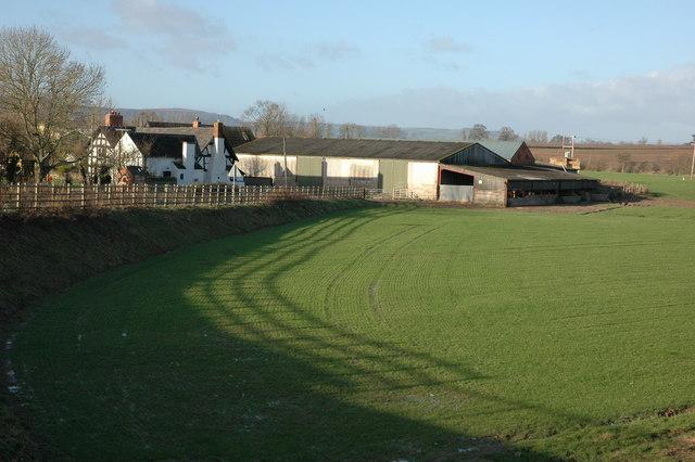 Bridge Farm, Bridge Sollers