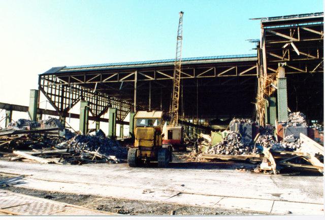 'A' shop, British Rail Engineering Ltd, Swindon (4 of 4)